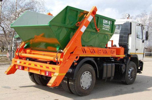 О вывозе 32-х тонн мусора