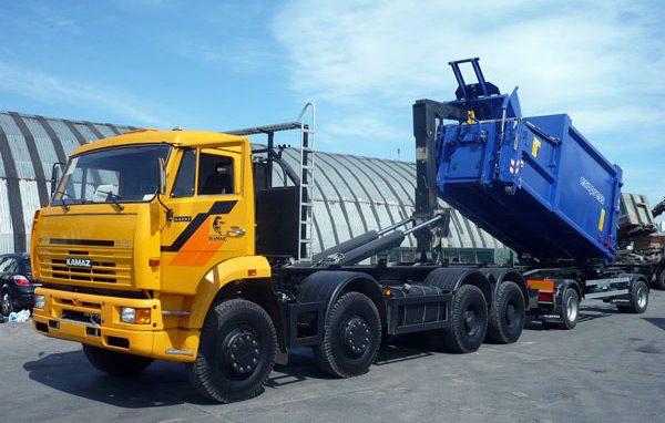 О вывозе 10 тонн мусора