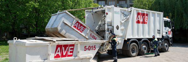 О вывозе 15 тонн мусора