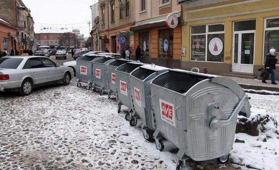 О вывозе 20 тонн мусора