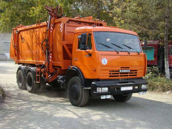 О вывозе отходов и мусора в НМАО Воскресенское