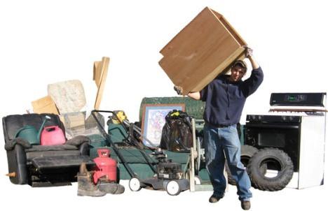 О вывозе мусора из квартиры