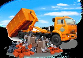 Вывоз мусора 8м3